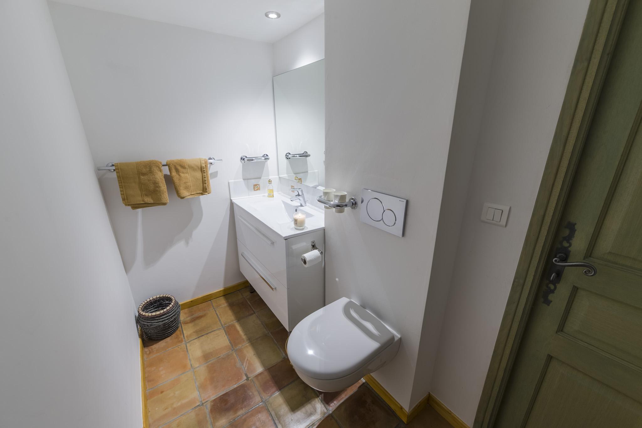 Salle De Bain Chalet salle-de-bain-chalet | chalet les boulons | location de
