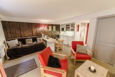 Studio for rental in the french moutains